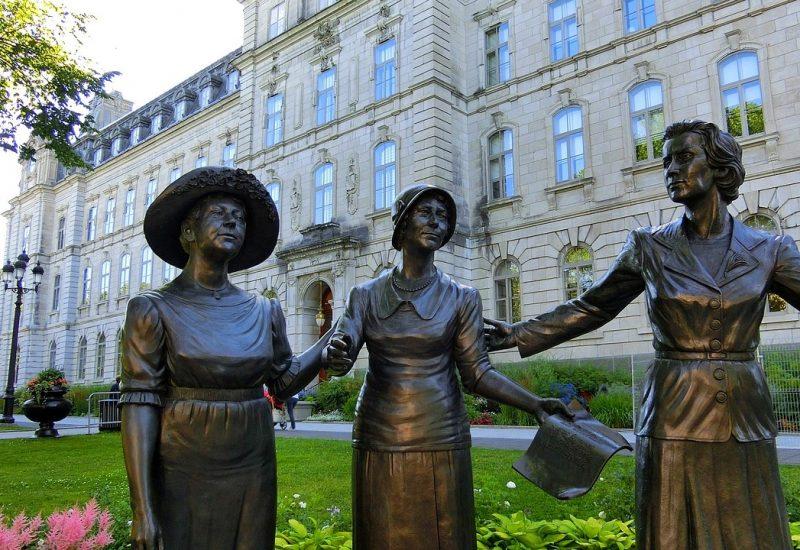 Image du parlement du Québec.