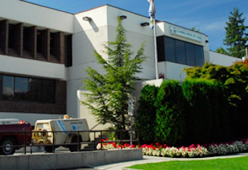 Campbell River's city hall