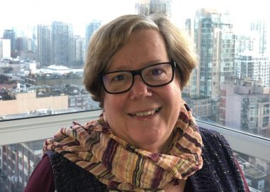 Former Vancouver East MP Libby Davies