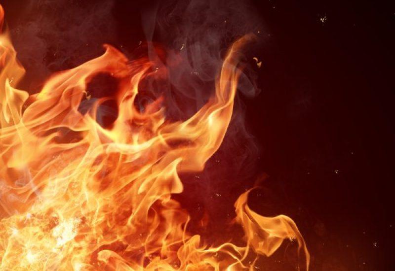image de flamme