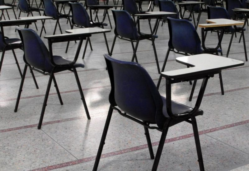 It's the last day of classes before winter break, for all the schools within the Upper Grand District School Board.