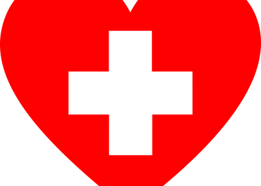 Symbole de première aide.