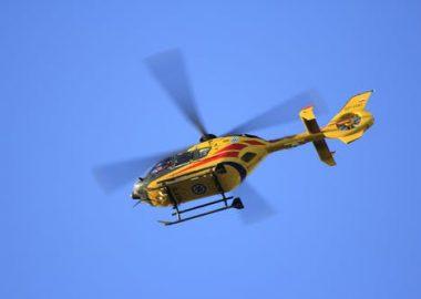 L'hélicoptère Cormorant