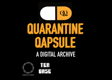 Quarantine Qapsule graphic