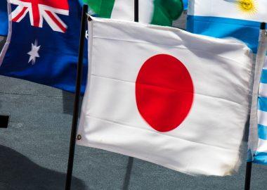 Plusieurs drapeaux du monde