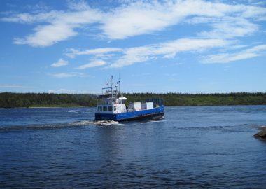 Le nombre de passagers transportés et le nombre de traverses ont aussi augmenté. – Photo Société des traversiers du Québec