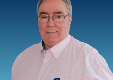 A professional headshot of Pontiac Conservative candidate Michel Gauthier, wearing a white collared shirt and glasses.