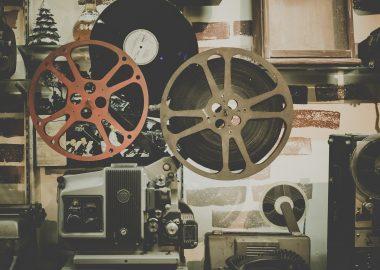 Bobines de films.
