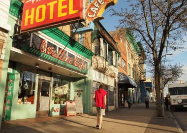 Ovaltine Café - Vancouver
