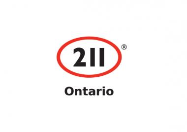 La ligne d'appel 2-1-1 a tenu une campagne de conscientisation le 11 février dernier. Image : Ontario 211