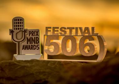 Les prix Musique NB ont donné le coup d'envoi pour le Festival 506. Crédit photo: L.P. Chiasson Photography