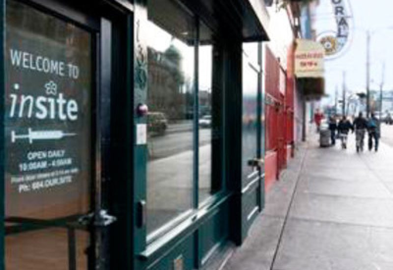 Insite, Safe Injection Facility