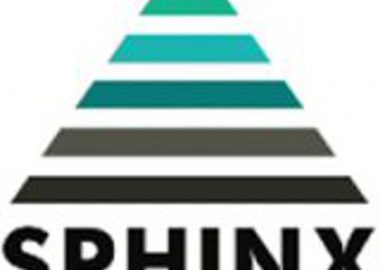 A photo of the Sphinx logo.