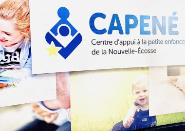 Le CPRPS change de nom et d'image et devient le CAPENÉ, le Centre d'appui à la petite enfance. Photo : Valentin Alfano