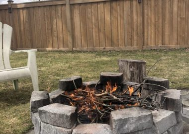 Centre Wellington Fire and Rescue want to remind the general public that they need a burn permit in order to have a campfire in their backyard.
