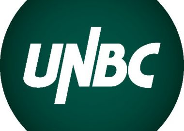 unbc logo in green circle
