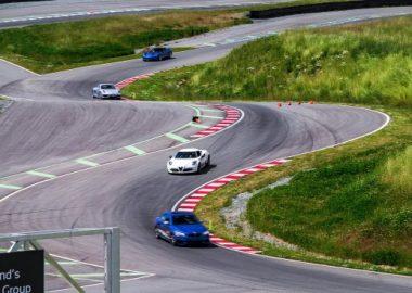 Vancouver Island Motorsport's first track is already built.  Photo courtesy TripAdvisor