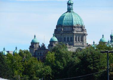 Parlement de Victoria, en Colombie-Britannique